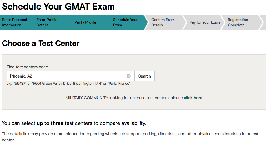 Updated 2021 How To Register For The Gmat In 7 Steps Explained With Pictures E Gmat