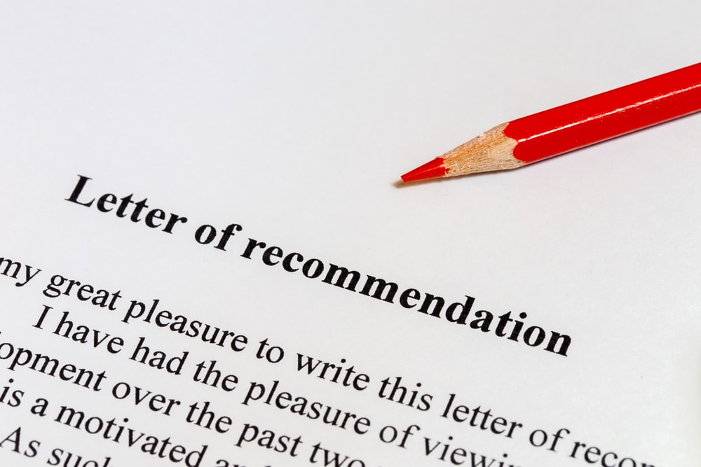 Recommendation Letter For Mba Program from e-gmat.com