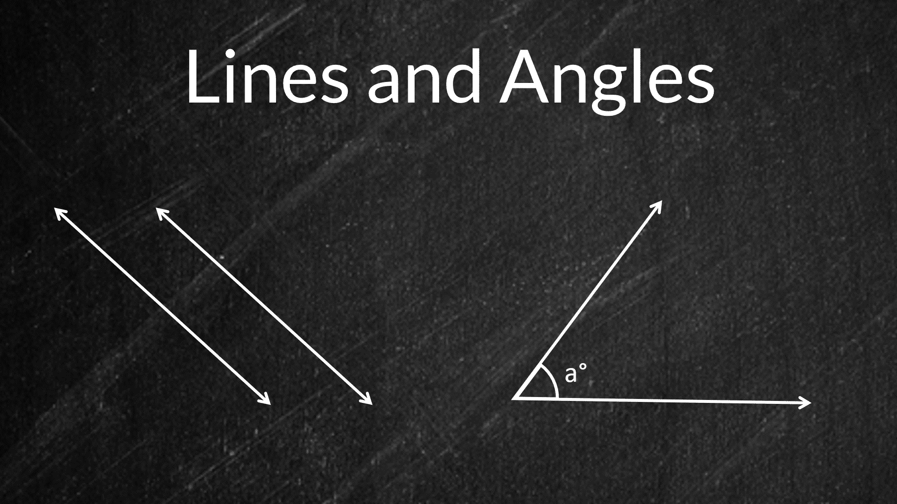 Angles relationship and between lines Types of