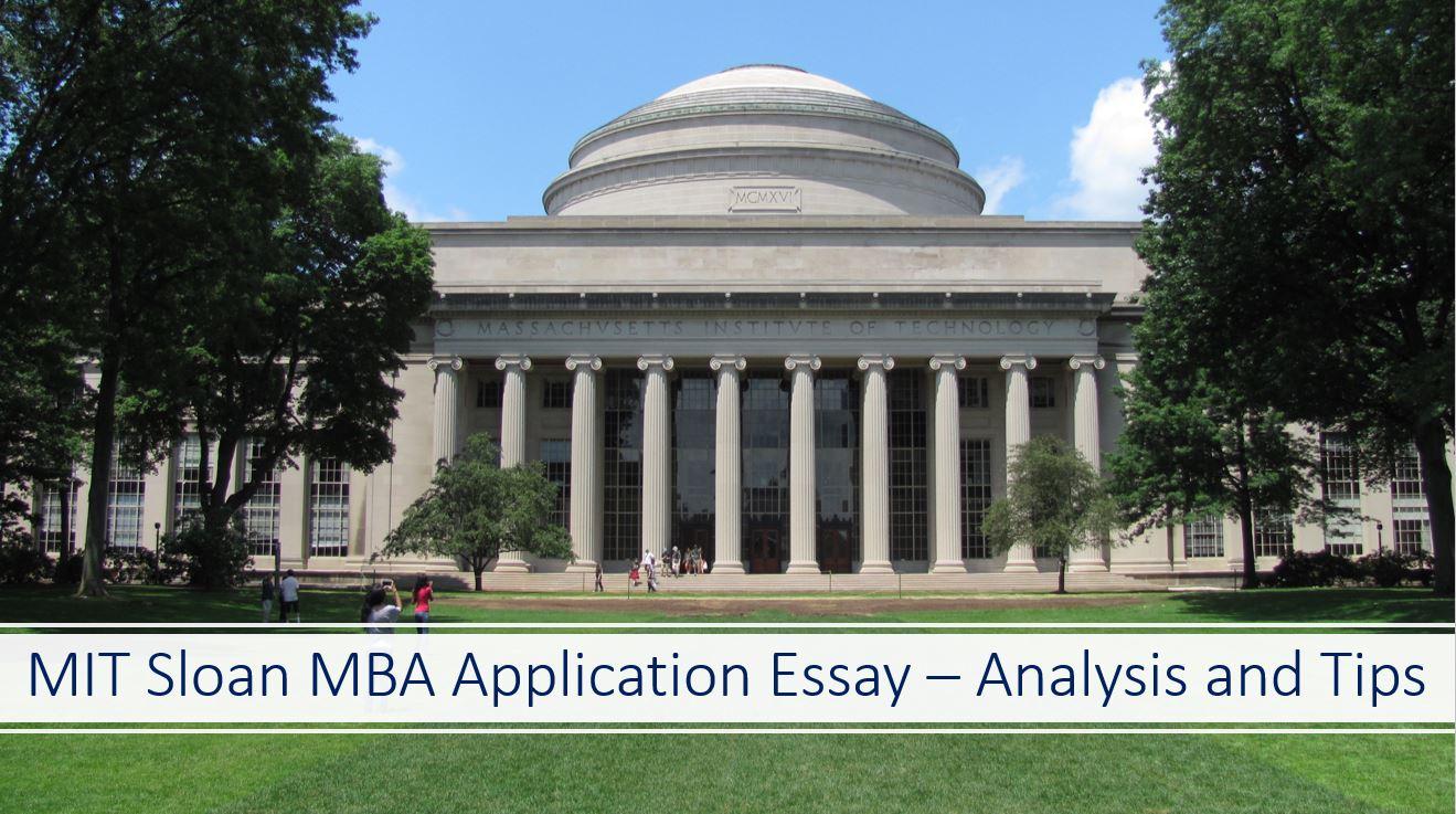 MIT Sloan – ApplicantLab